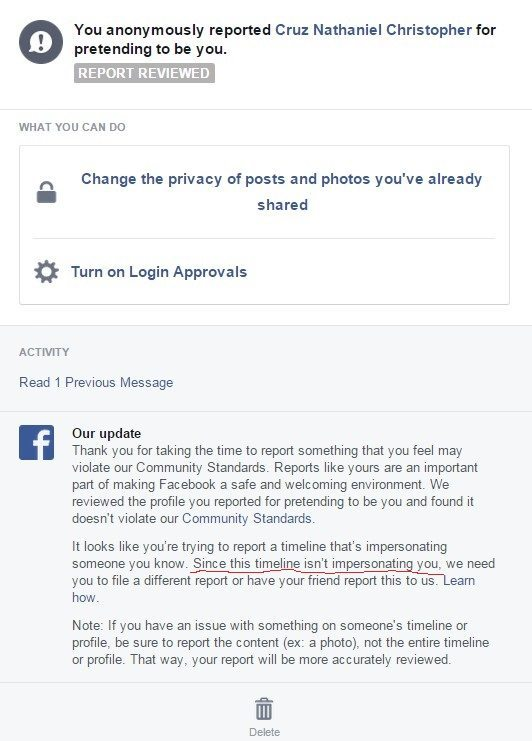 Facebook closed my account again joel comm now i understand if there is an automated system that closes accounts that are suspected to be impersonating someone else until proof to the contrary is ccuart Gallery