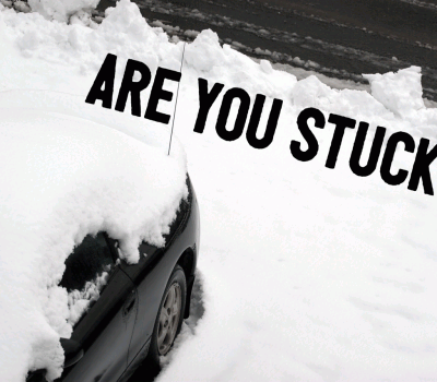 Are you stuck?